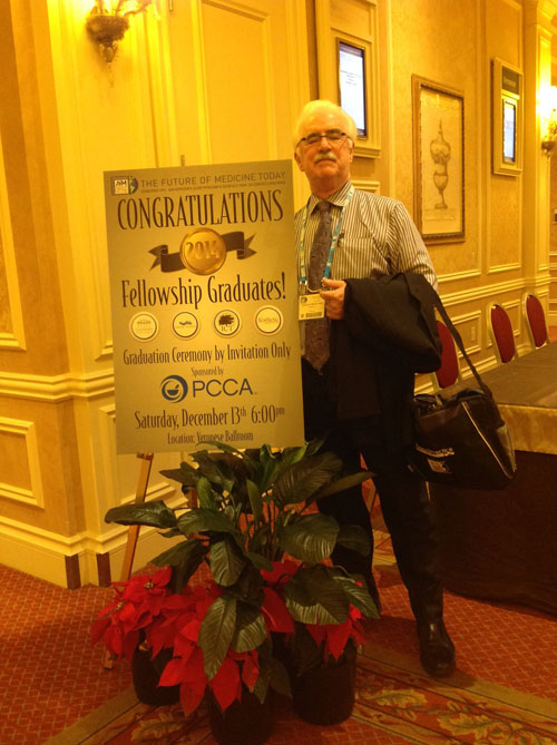 Dr. Fred Arnold at American Academy of Ozonotherapy Annual Conference