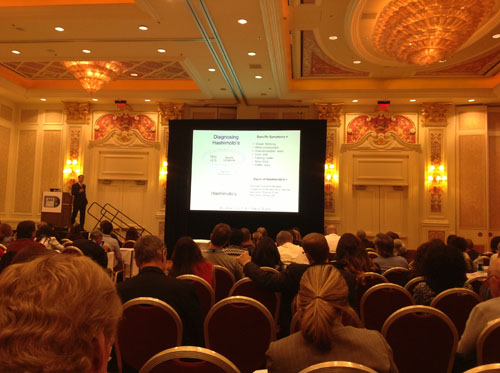 Dr. Fred Arnold attends American Academy of Anti-Aging Medicine Conference