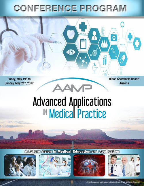 Advanced Applications in Medical Practice Conference Program
