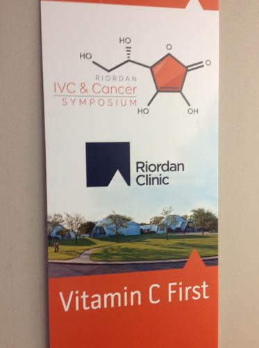 Dr. Fred Arnold attends the 4th IVC & Chronic Illness Symposium