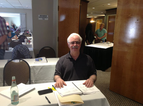 Dr. Fred Arnold attends Intravenous (IV) Conference