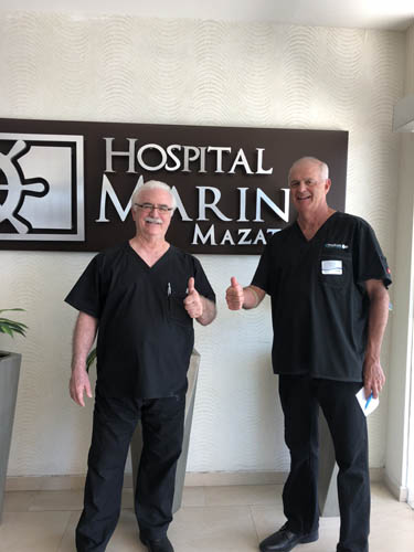 MSKUS Training In Mazatlan, Mexico