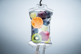 Specialty Intravenous Therapy (IV) Infusions